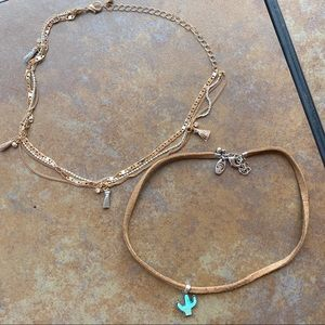 Boho Choker Necklace Bundle